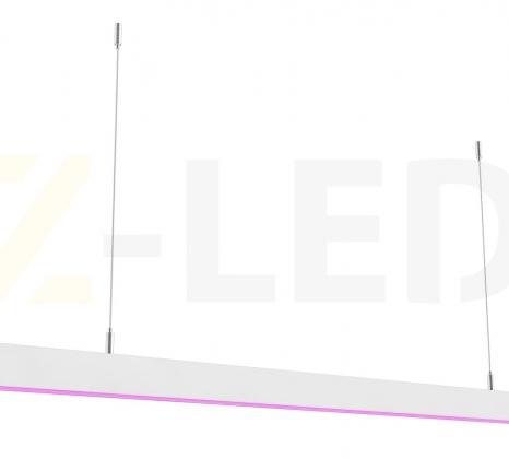 Подвесной светодиодный фито-светильник Z-LED 50Вт (980x40x40) LFS-50
