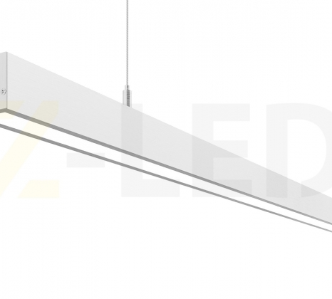 Линейный светодиодный  светильник Z-LED 50ВТ (980x40x40) LSN-50