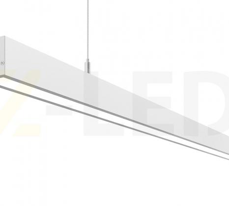 Линейный светодиодный светильник Z-LED 70Вт (1416x40x40) LSN-70