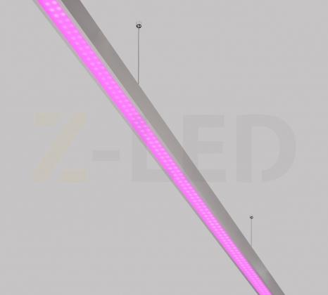 Подвесной светодиодный фитосветильник 70Вт