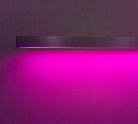 Подвесной светодиодный фито-светильник 50Вт (980x40x40)