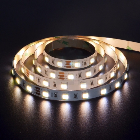 Двухцветная светодиодная лента Z-LED SMD 5050 (2700K-6000K)