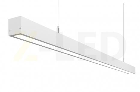 ЛИНЕЙНЫЙ СВЕТОДИОДНЫЙ СВЕТИЛЬНИК Z-LED 70Вт (1416x40x40)