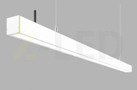Диммируемый линейный светодиодный светильник Z-LED 100Вт белый (2015x42x43)