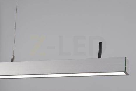 Диммируемый линейный светодиодный светильник 70Вт