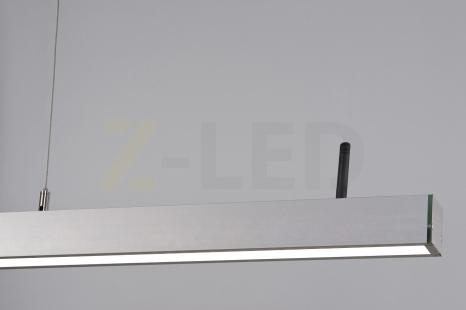 Диммируемый линейный светодиодный светильник Z-LED 50Вт (980x42x43)