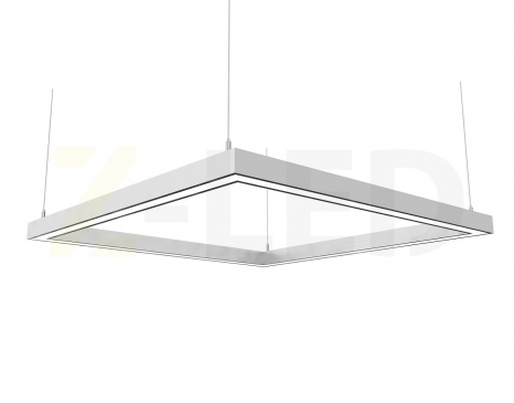 Светодиодный светильник  Z-LED 80ВТ квадрат (440x440) LSNK-80