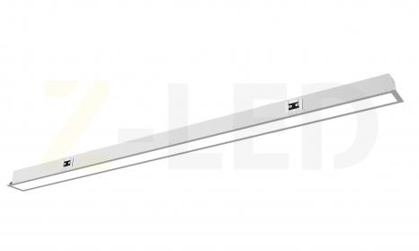 Встраиваемый диммируемый линейный светильник Z-LED 70 Вт VLS-70d