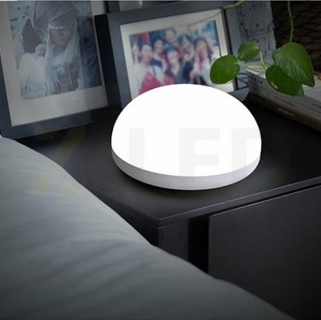 Управляемый светодиодный LED ночник
